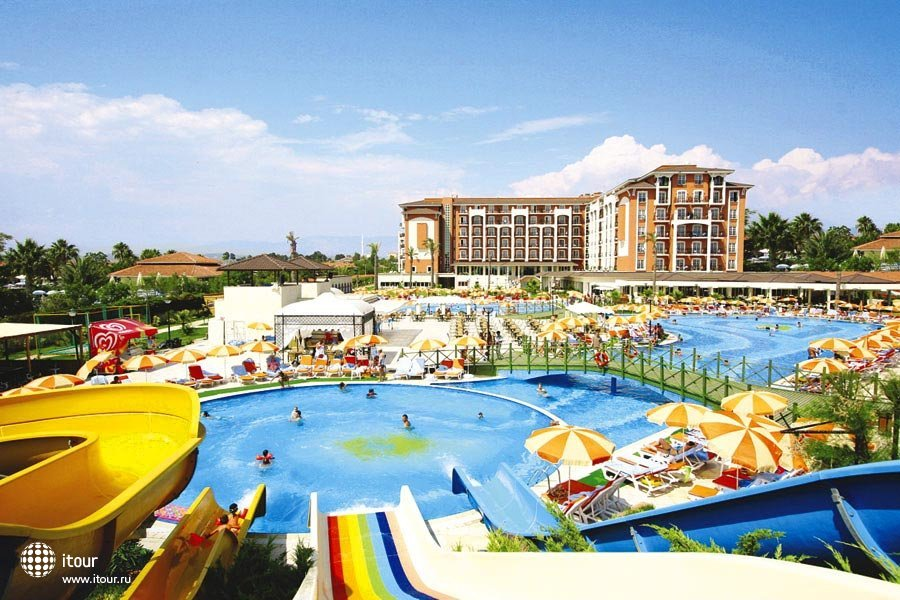 Asteria Elita Resort (ex. Justiniano Wish Side) 1