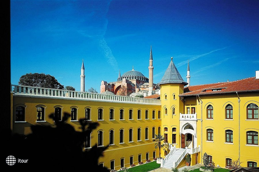 Four Seasons Hotel Istanbul At Sultanahmet 6