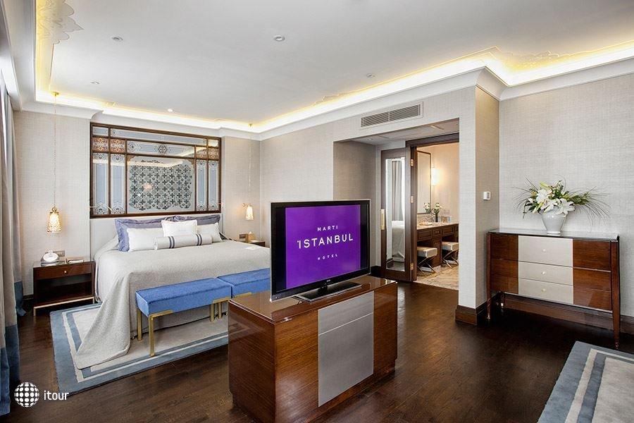 Marti Istanbul Hotel 3