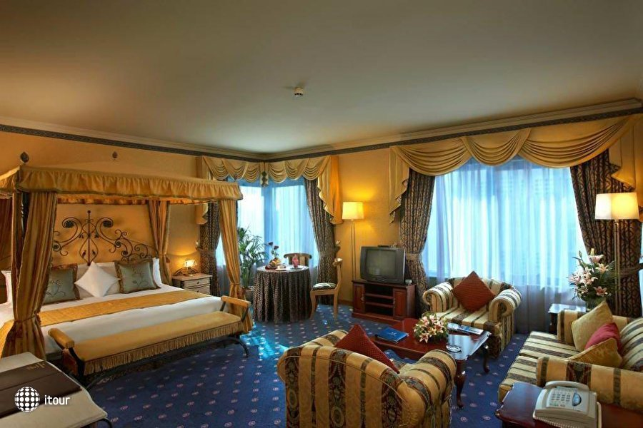 Nihal Palace Hotel (ex. Metropolitan Deira Hotel) 6