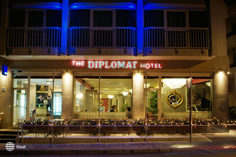 The Diplomat Hotel 2
