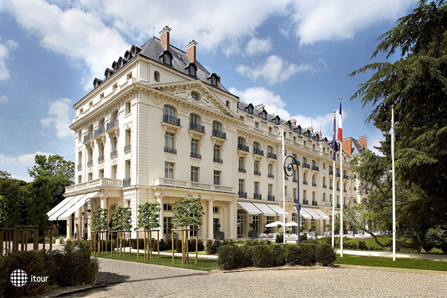 Trianon Palace Versailles 1