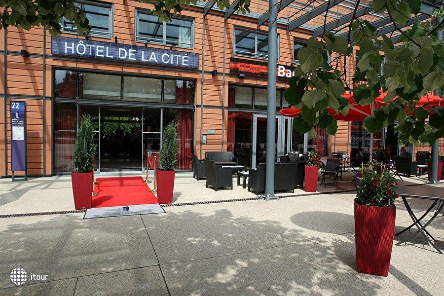 Hotel De La Cite - Concorde Lyon 3