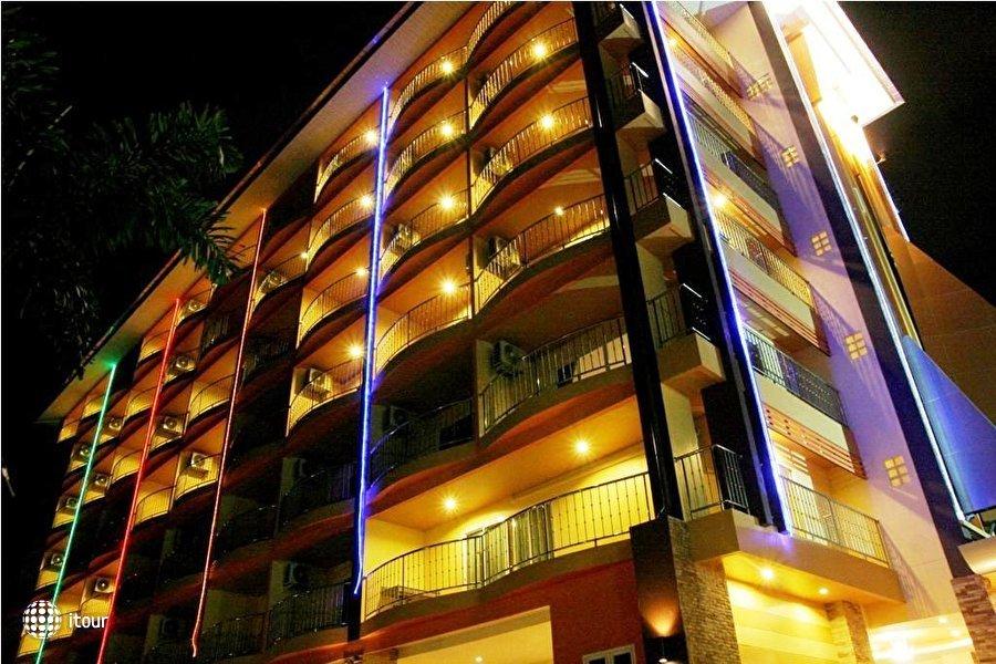 Siam Platinum Residence 1