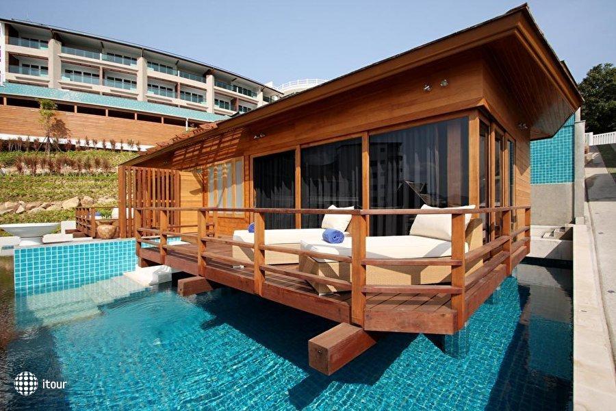 Kc Resort & Over Water Villas 1