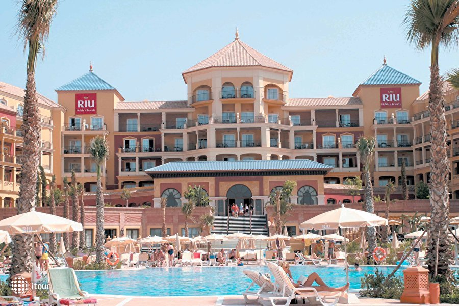 Chiclana Club Hotel Riu 9