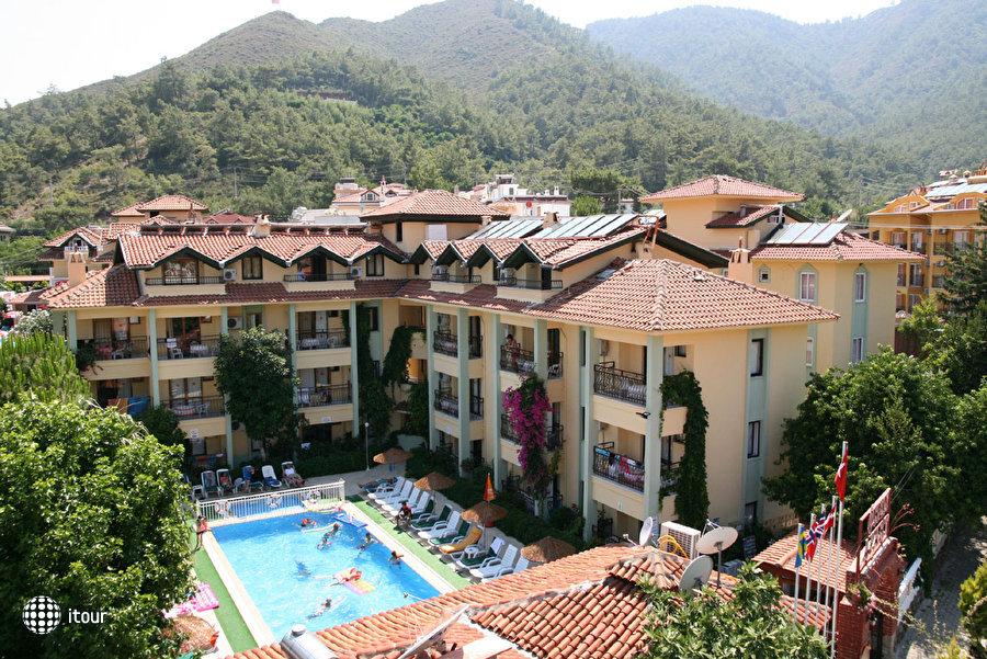 Oren Apart Hotel 2