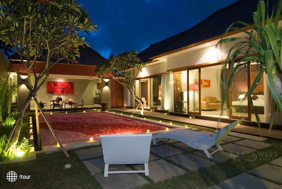Bali Swiss Villa 1