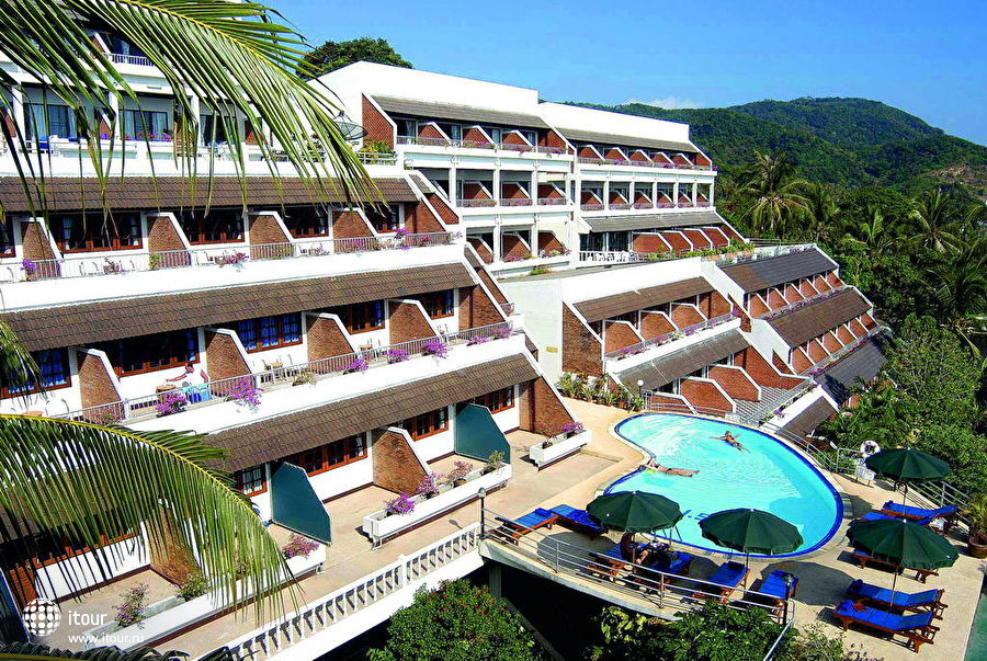 Best Western Phuket Ocean Resort 1