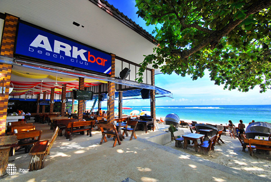 Ark Bar Beach 1