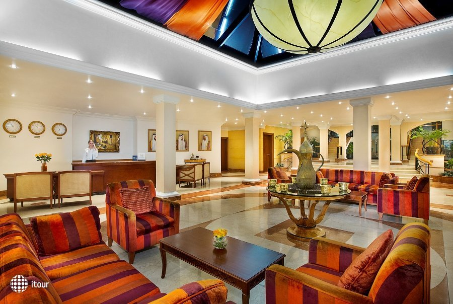 Hilton Fujairah 8