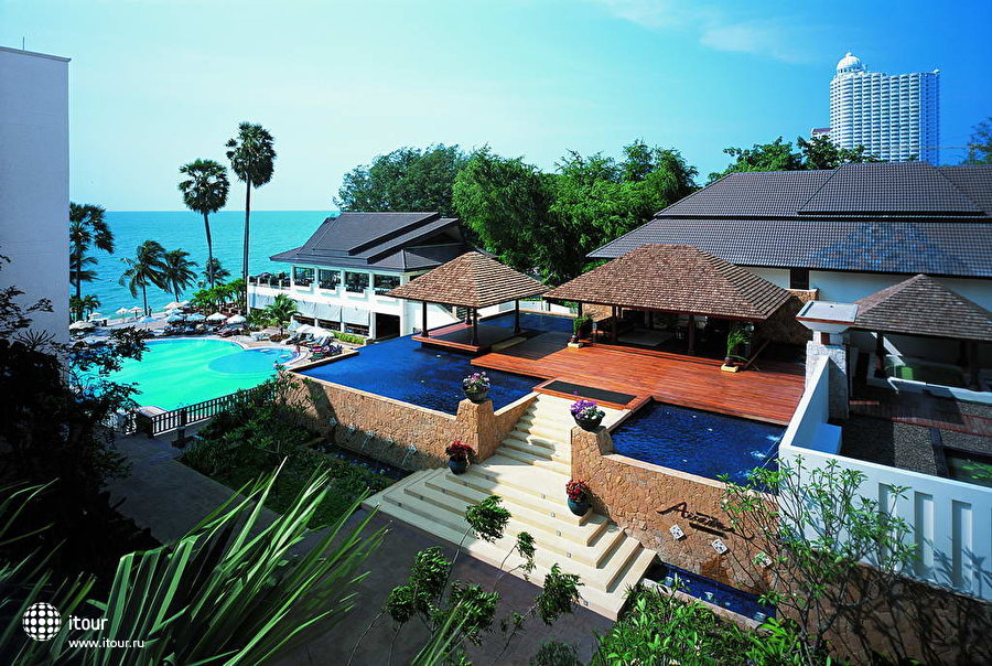 Pullman Pattaya Aisawan (ex. Aisawan Resort & Spa) 2