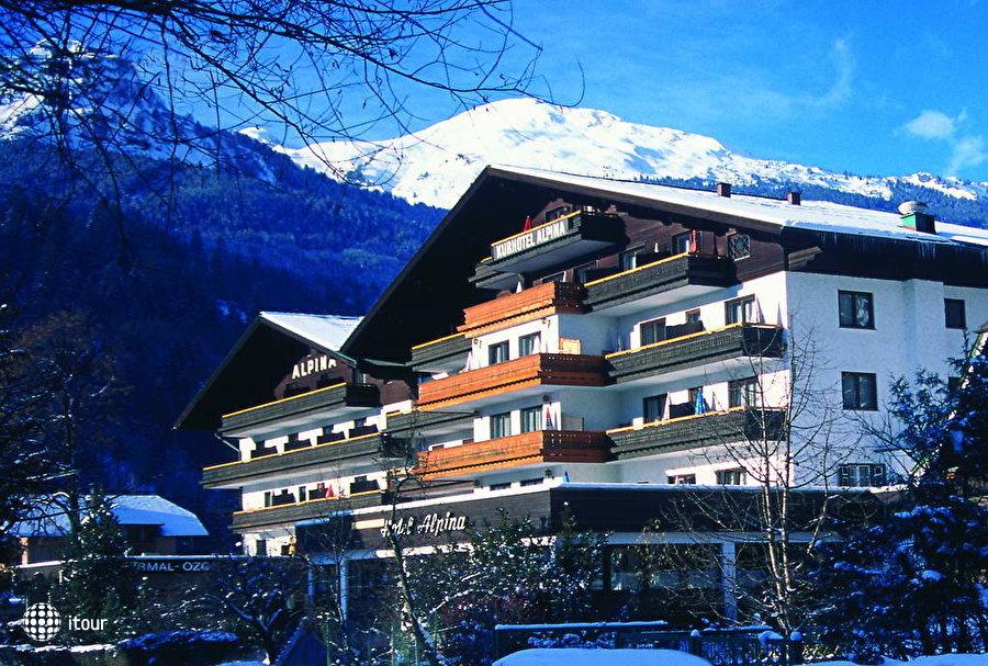 Kur- Und Sporthotel Alpina 1