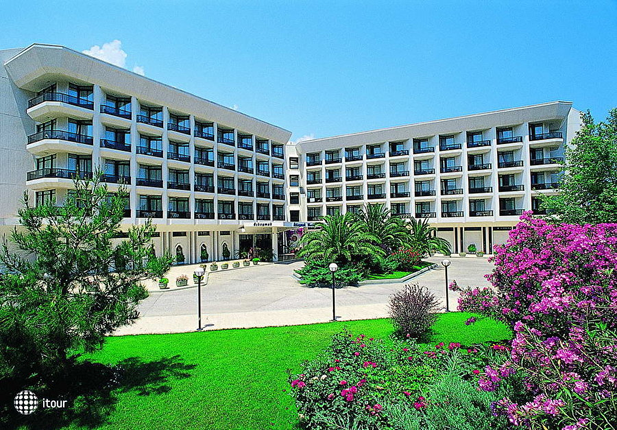 Ozkaymak Marina Hotel 1