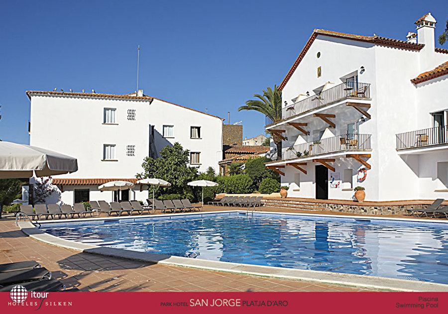San Jorge Silken Park Hotel 10