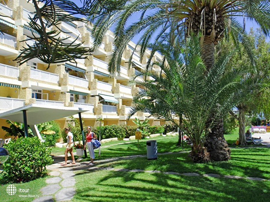 Jardin Del Atlantico Apartments 4