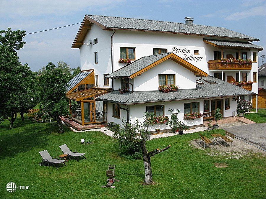 Pension Stallinger Weyregg Am Attersee 1