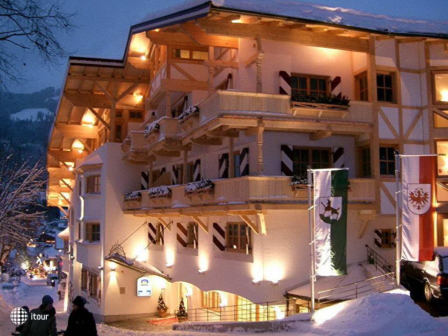 Best Western Premier Kaiserhof Kitzbuhel 1