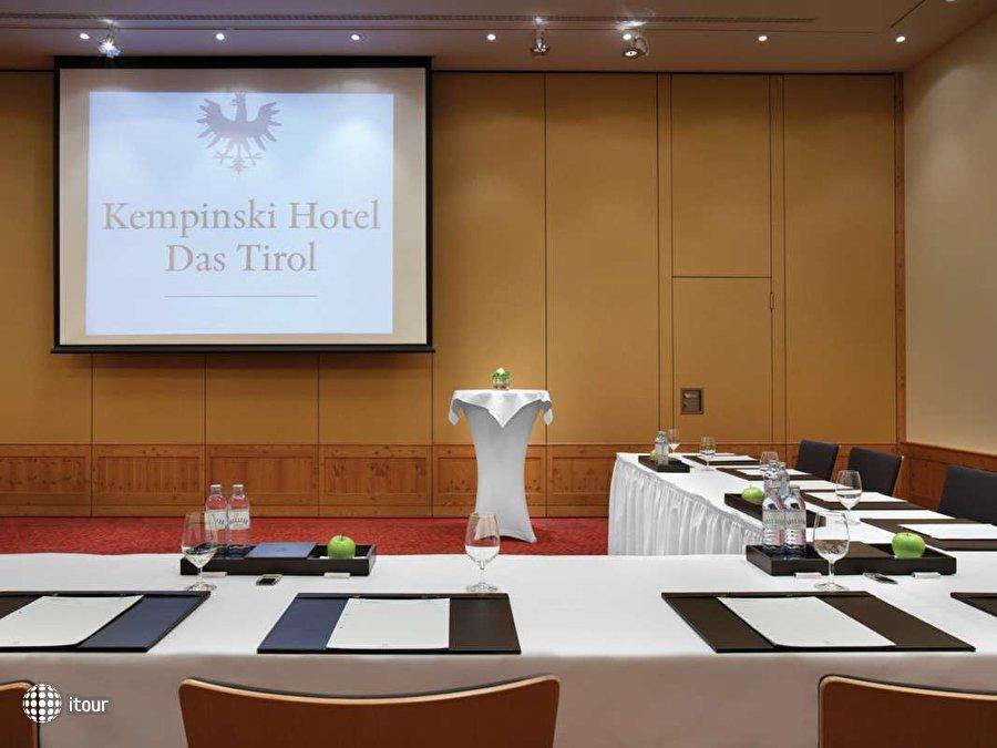 Kempinski Hotel Das Tirol 7