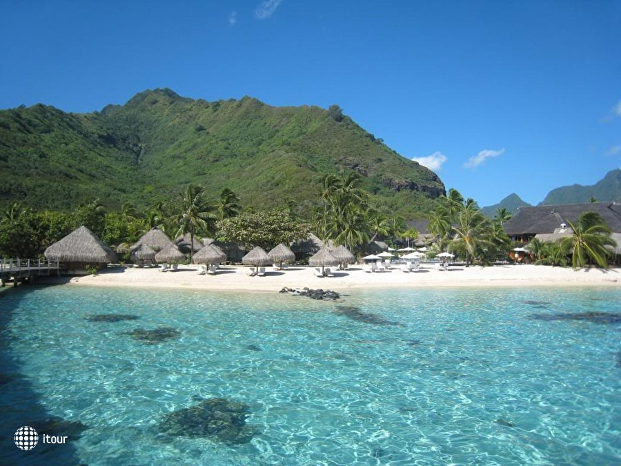 Hilton Moorea Lagoon Resort & Spa 3