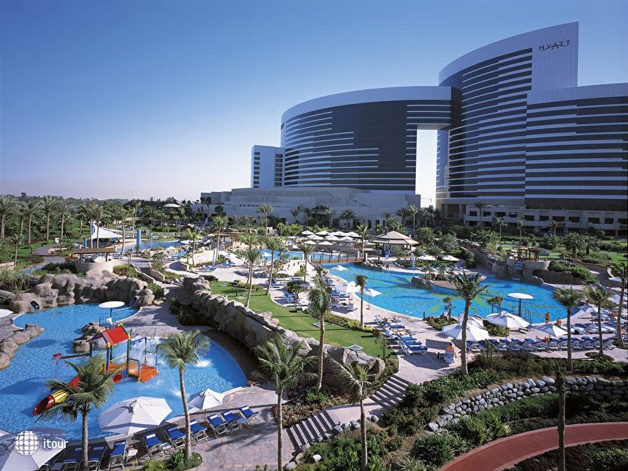Grand Hyatt Dubai 1