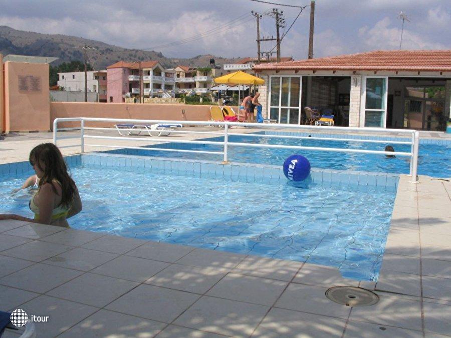 Fereniki holiday resort spa 3 крит