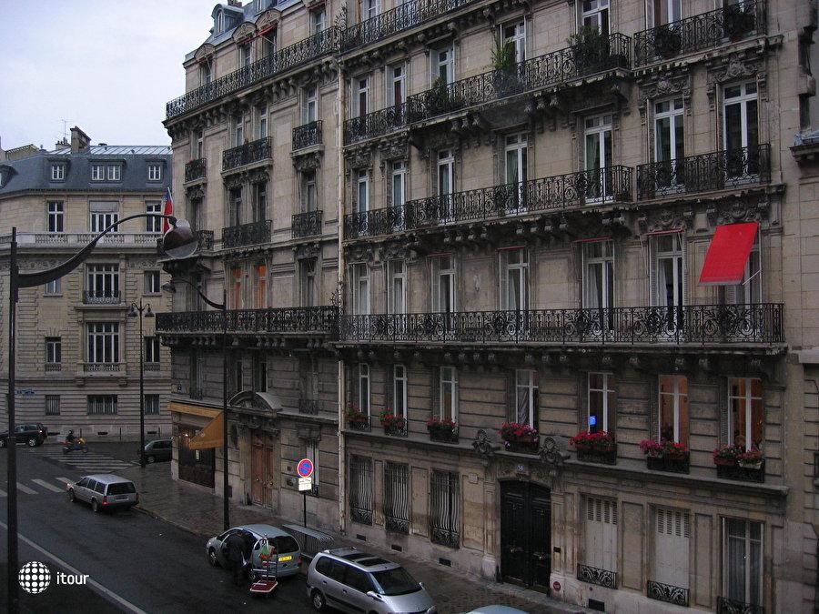 Hilton Arc De Triomphe Paris Hotel 1