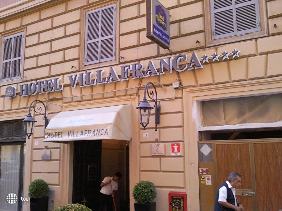 Best Western Hotel Villafranca 1