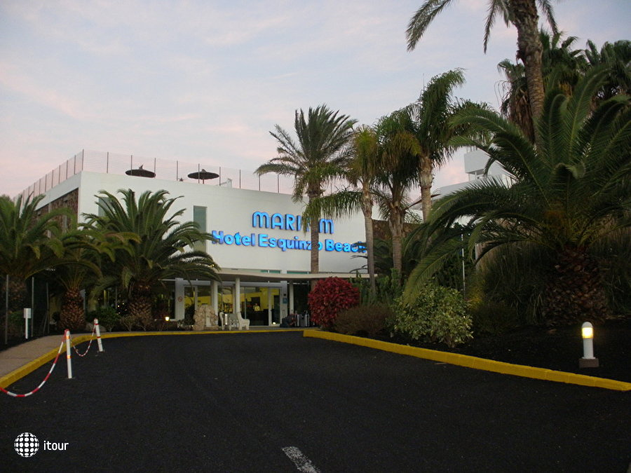 Maritim Hotel Esquinzo Beach 2