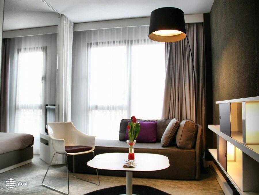 Suite Novotel Malaga Centro Hotel 2
