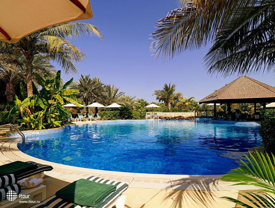 Sheraton Abu Dhabi Resort & Hotel 5