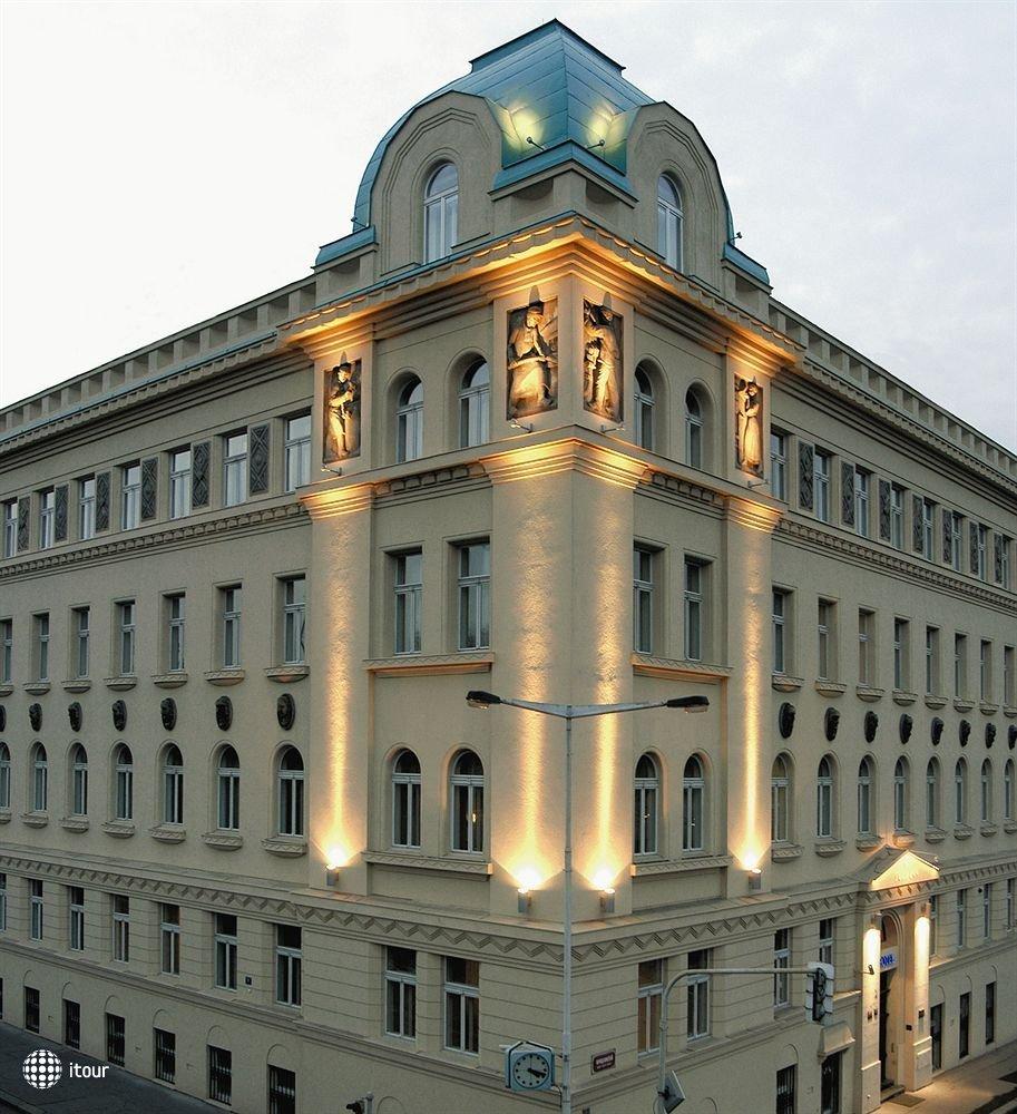 Hotel Terminus Prague 2