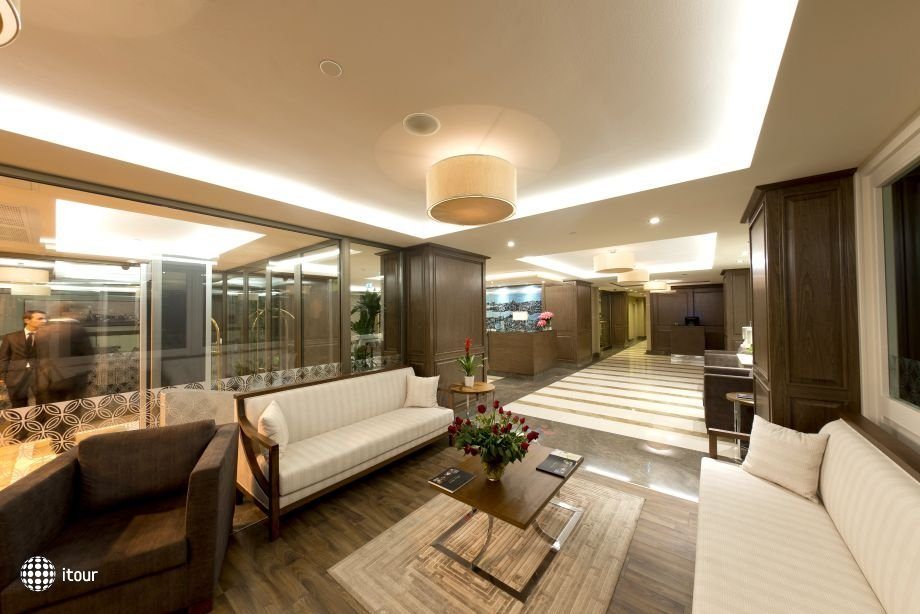 Nidya Hotel Galataport 5