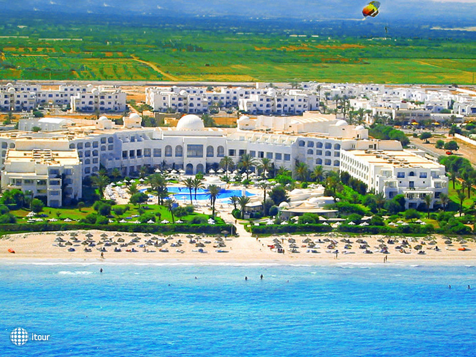 Golden Tulip Mahdia Palace Resort And Thalasso 1