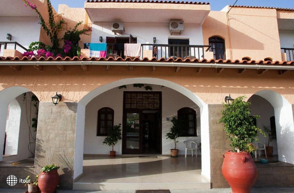 Galini Hotel Anissaras 3