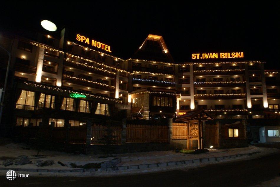 Saint Ivan Rilski Hotel & Spa 9