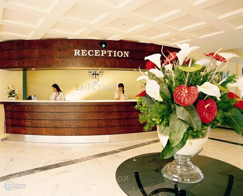 Emir Beach Hotel 6
