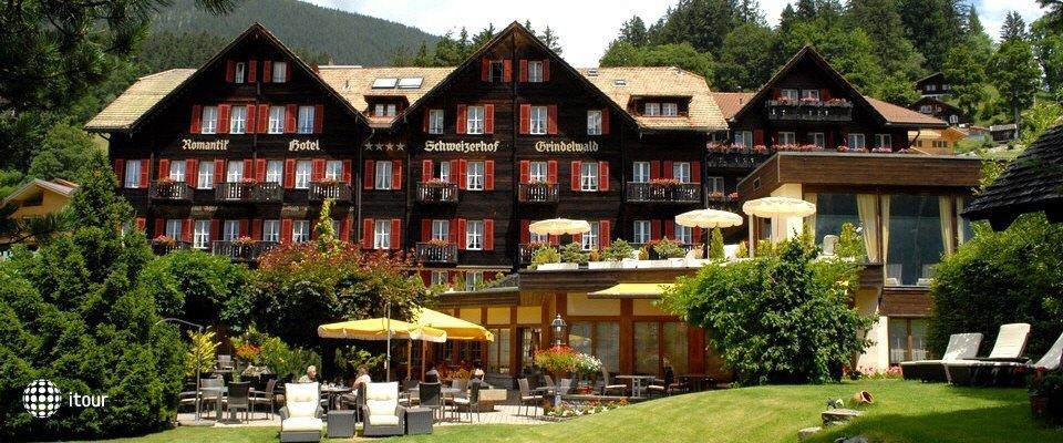 Romantik Hotel Schweizerhof Grindelwald 1