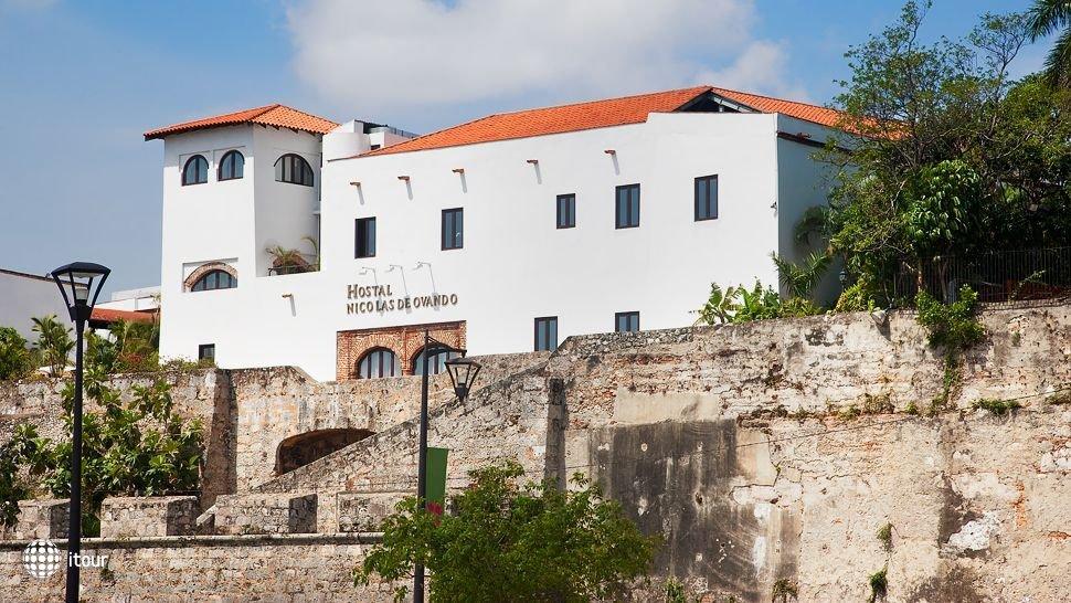 Hostal Nicolas De Ovando Santo Domingo 1