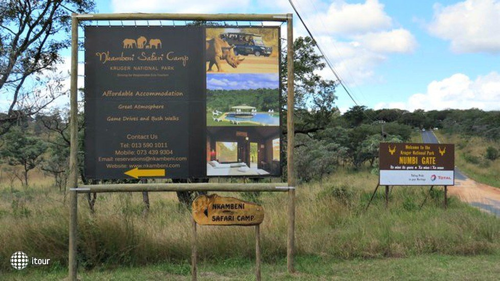 Nkambeni Safari Camp 8
