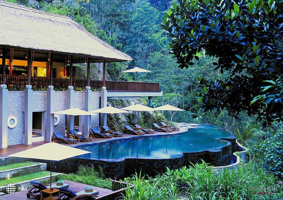 The Westin Ubud Resort & Spa 2