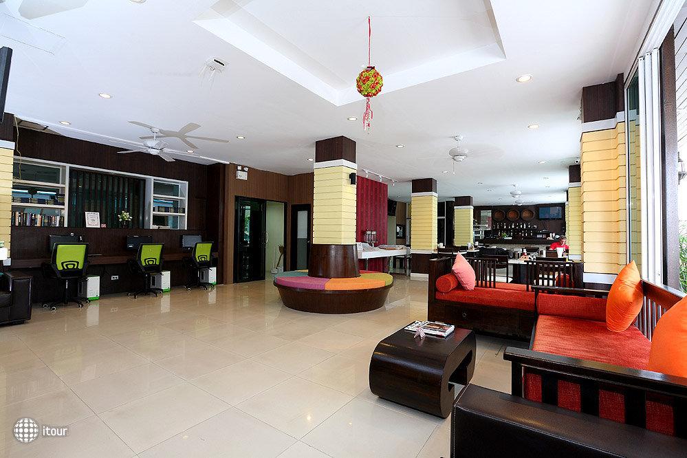 @home Budget Hotel  5