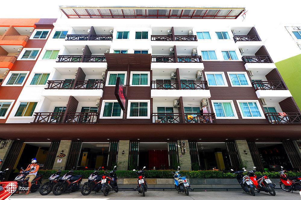 @home Budget Hotel  1