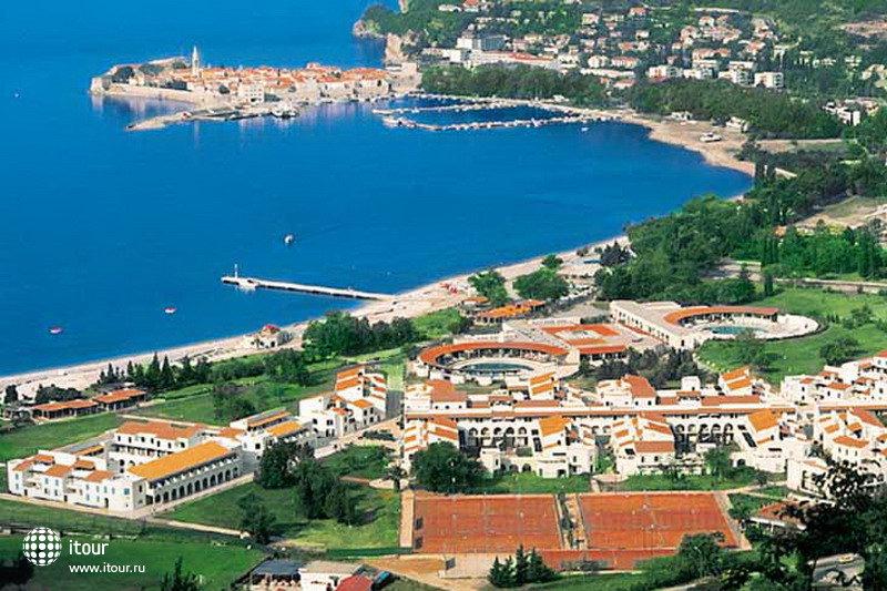В Черногории началось строительство туристического города