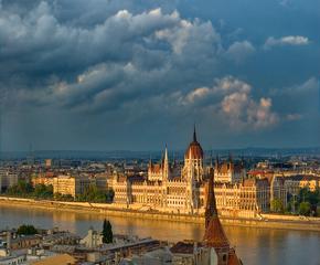 Фото отеля на горящий тур в Венгрию из Киева