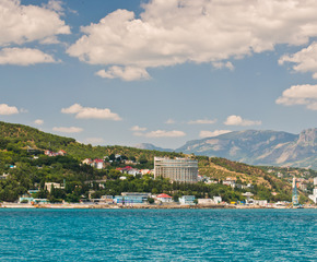 Алушта, Крым, Россия
